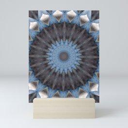 Nautical Mandala Mini Art Print