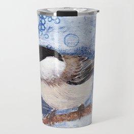A winter's day Travel Mug
