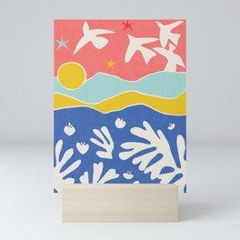 Matisse Collages Art Mini Art Print