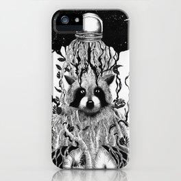 Mapache iPhone Case