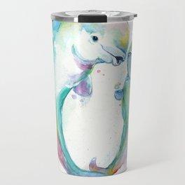 Bubbly Belugas Travel Mug