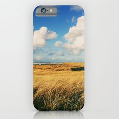 Clouds Over Windy Field (Taken with iPhone) iPhone 6s Slim Case