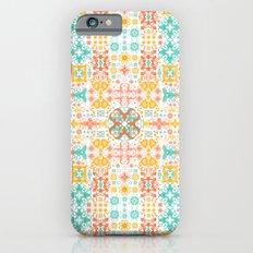 Las Flores Slim Case iPhone 6s