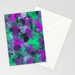 Rhapsody of colors 4. Stationery Cards