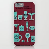 Field Guide to Alcoholic Drinkware Slim Case iPhone 6