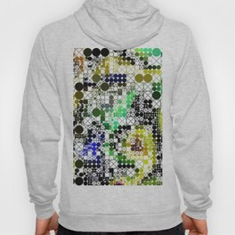 Funny Mix of Shapes 2A Hoody