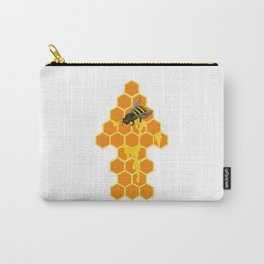 Oh Beehive, Honey Carry-All Pouch