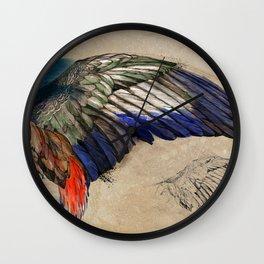 L'AILE DE DURER (DURER'S WING) Wall Clock