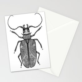 Titan Beetle Stationery Cards