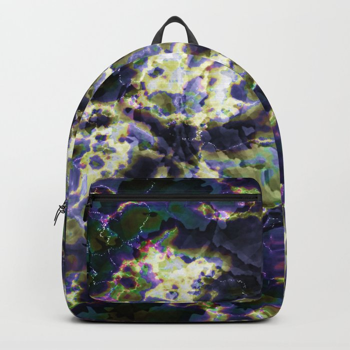 Tie Dye Marble Backpack