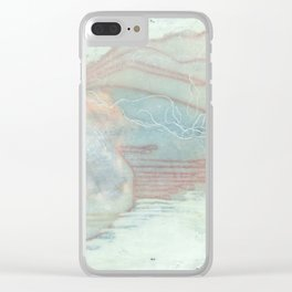 Fellow (The Sweven Project) Clear iPhone Case