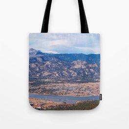 Estes Park Tote Bag