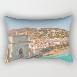 Visit Valencia Rectangular Pillow