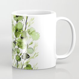 Floral Charm No.1I by Kathy Morton Stanion Coffee Mug