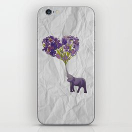 Lovely Growth iPhone Skin