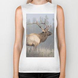 Bull Elk One Biker Tank