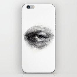 Eye Study Sketch 4 iPhone Skin