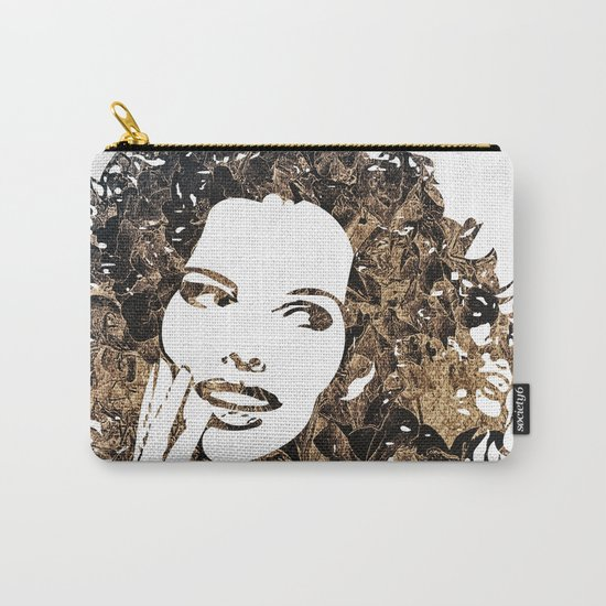 Provocative Face Carry-All Pouch