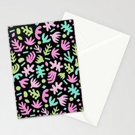 Matisse Paper Cuts // Midnight Garden Stationery Cards