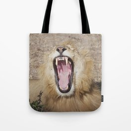 Show me your teeth! Tote Bag