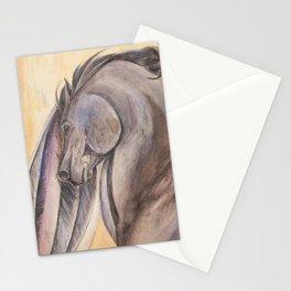 Raven Pegasus Stationery Cards