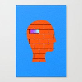 Head Space (No. 1) Canvas Print