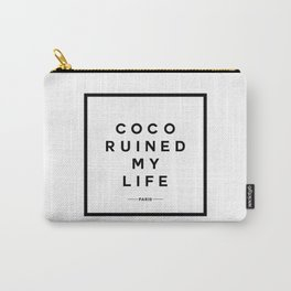 COCO RUINED MY LIFE Carry-All Pouch