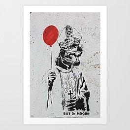 Going Rogue Art Print