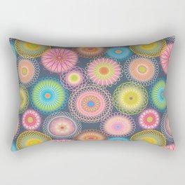SpiroSuperNova Rectangular Pillow
