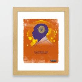 A Panther's Son Framed Art Print