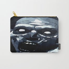 Hungry Zombie- Abstract Zombie Painting Carry-All Pouch