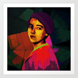 Anita Malfatti, revolutionary; Art Print