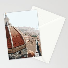 Masterpiece of Florence! Stationery Cards