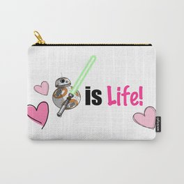 NerdCulture Is LIFE! (TheForce) Carry-All Pouch