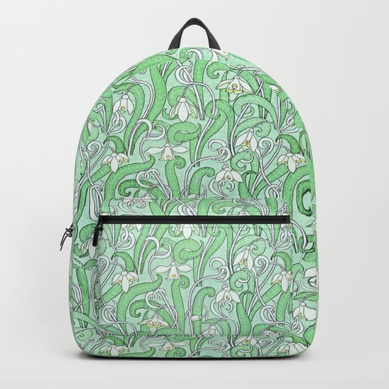 The disturbance of the spring 2 Backpack