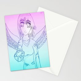 Handy Angel Stationery Cards