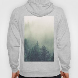 My Peacful Misty Forest Hoody