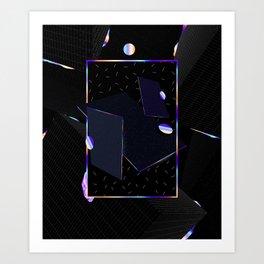 Dark Prespective Art Print