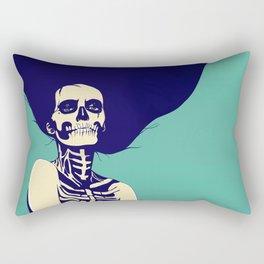 Día de las Muertas Rectangular Pillow