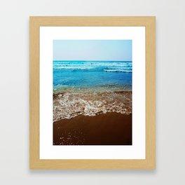 Beirut Beach Framed Art Print