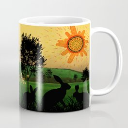 What Is, Is What Must Be Coffee Mug