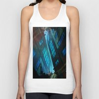 inception Tank Tops featuring Inception. by Vanessa Furtado