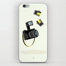 Camera & Film iPhone & iPod Skin