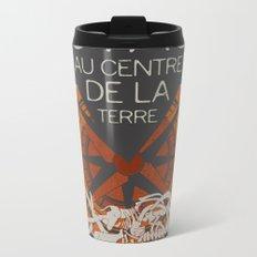 Books Collection: Jules Verne Metal Travel Mug