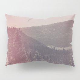 Light Leaked Forest Pillow Sham
