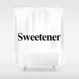 Sweet Shower Curtain