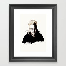 Lost Boy David Framed Art Print