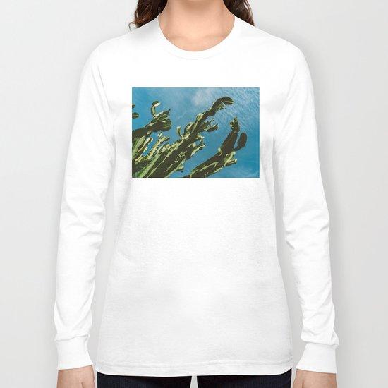 Cactus Sky III Long Sleeve T-shirt
