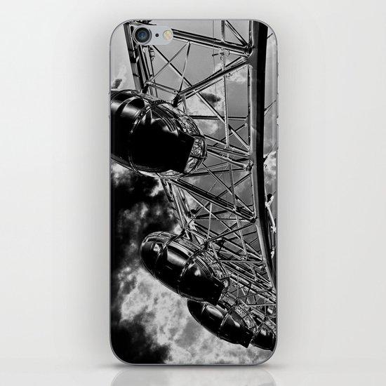 The London Eye Art iPhone & iPod Skin