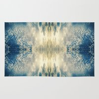 fractal Area & Throw Rugs featuring Fractal by GBret
